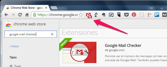 google_mail_checker