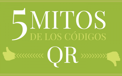 Marketing Mobile. 5 Mitos de los códigos QR