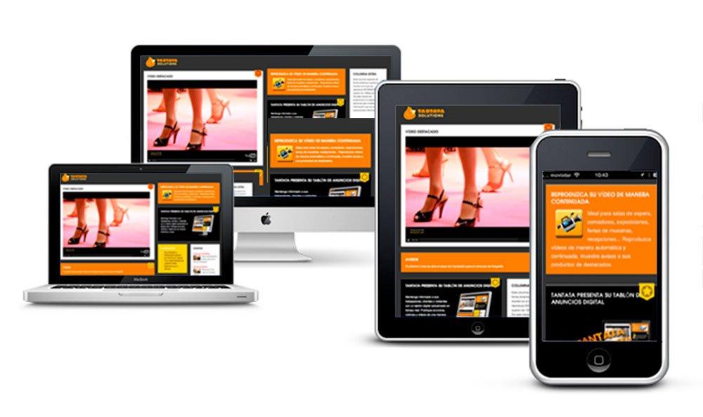 Showscreen - Tablón de anuncios digital
