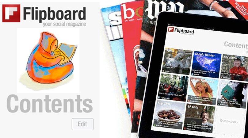 Nuestras revistas en Flipboard