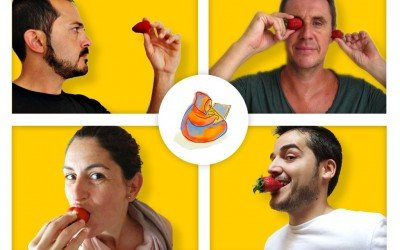 Fresas contra el cáncer : Una campaña viral