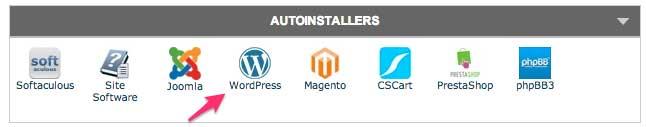 Auto Instalar WordPress