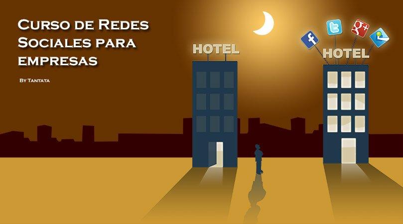 Curso de Redes Sociales para Restaurantes y Hoteles