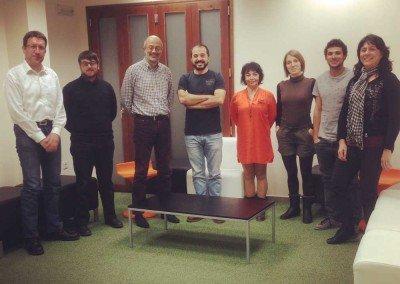 Curso de posicionamiento SEO y google analytics en Segorbe