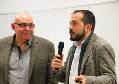 Agustín Castejón y Rafa Esteve