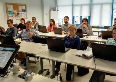 Taller de Linkedin en CEDES Lucena