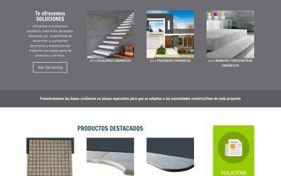Páginas web para Empresas de Servicios