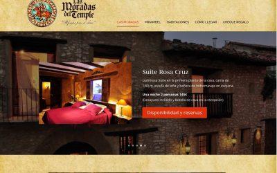 Páginas web para casas rurales