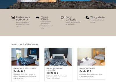 Hotel el Cid Morella