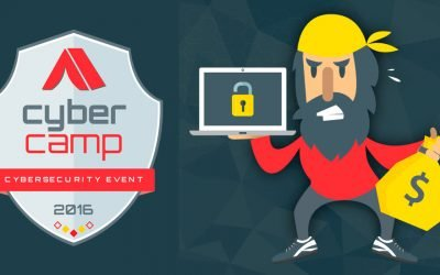 CYBERCAMP 2016: Seguridad en internet