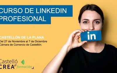 Curso de Linkedin en Castellón