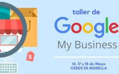 Taller Google My Business. La forma sencilla de estar en Internet para negocios locales