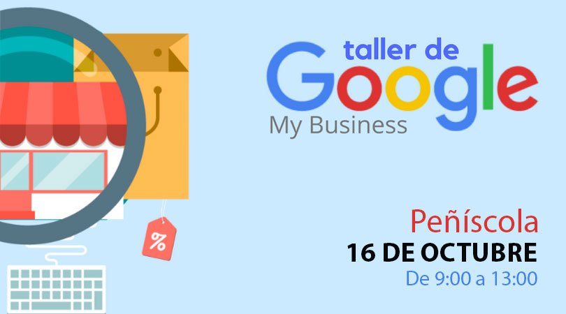 Taller Google My Business. Peñíscola