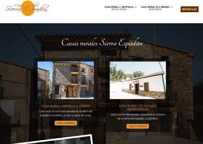 Casas rurales Sierra de Espadán