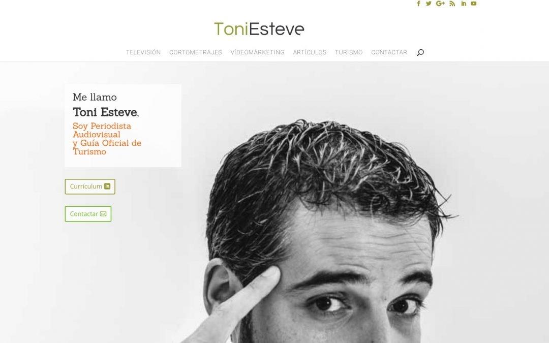 Toni Esteve