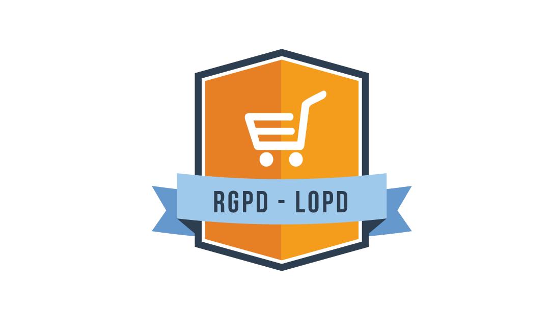 Curso de RGPD y LOPD para tiendas online