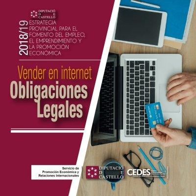 Curso vender en Internet – Obligaciones legales